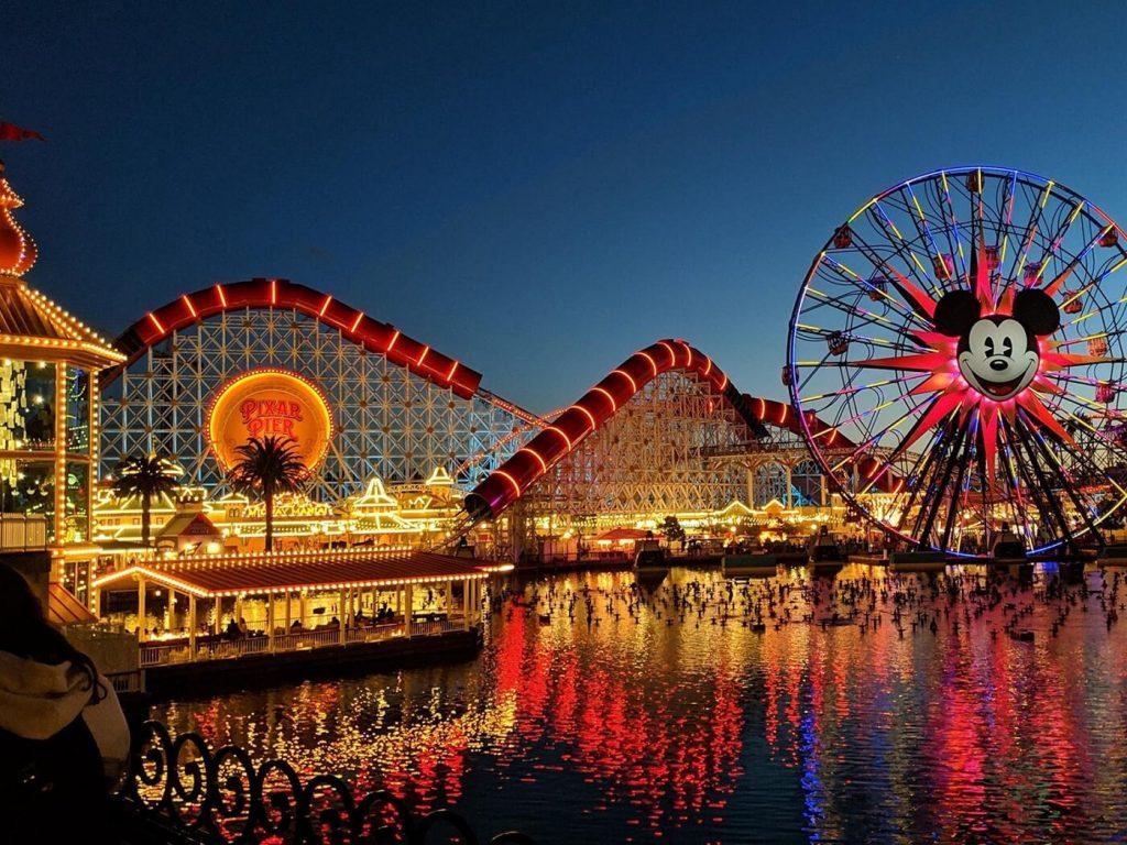 Disneyland - Los Angeles