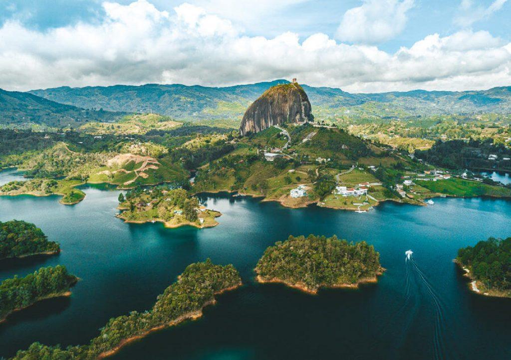 Laguna Gualape - Medellín