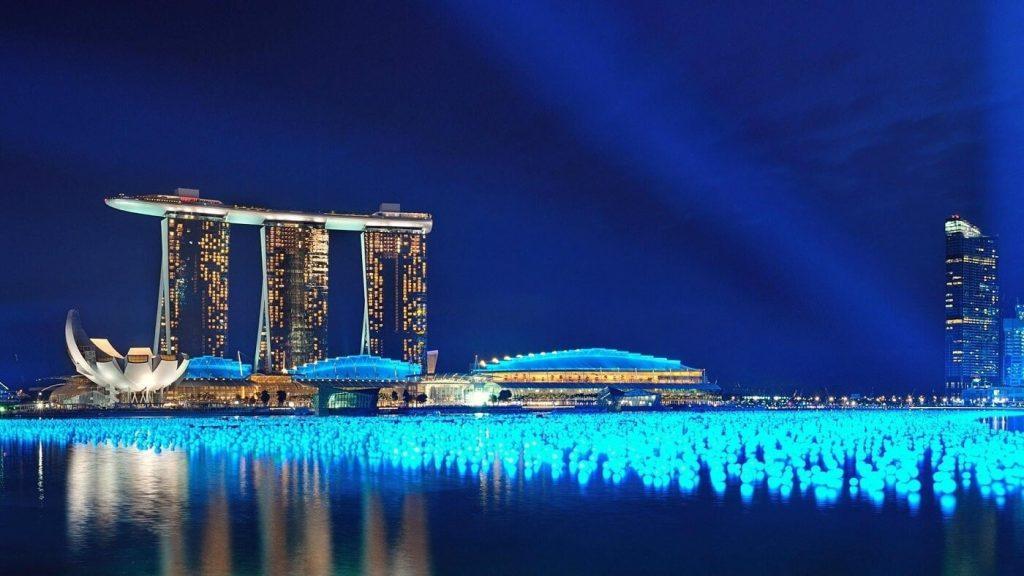 Marina Bay Sands - Singapura