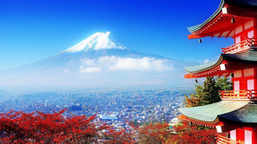 Monte Fuji - Tóquio - Japão
