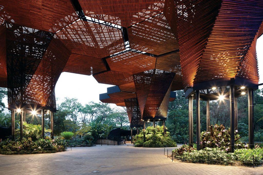 Orquidorama Jardim Botânico de Medellin
