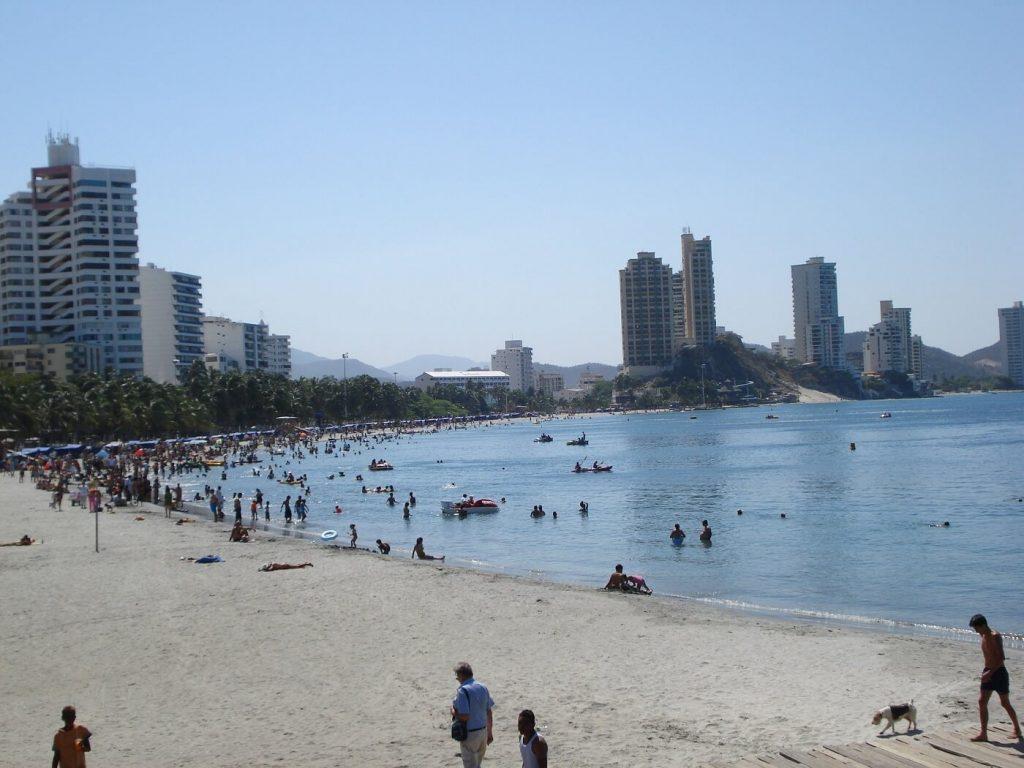 Playa del Rodadero