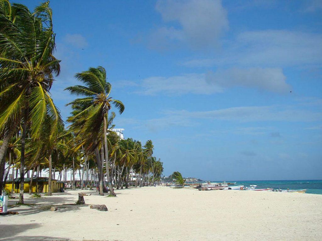 Praia de San Andres