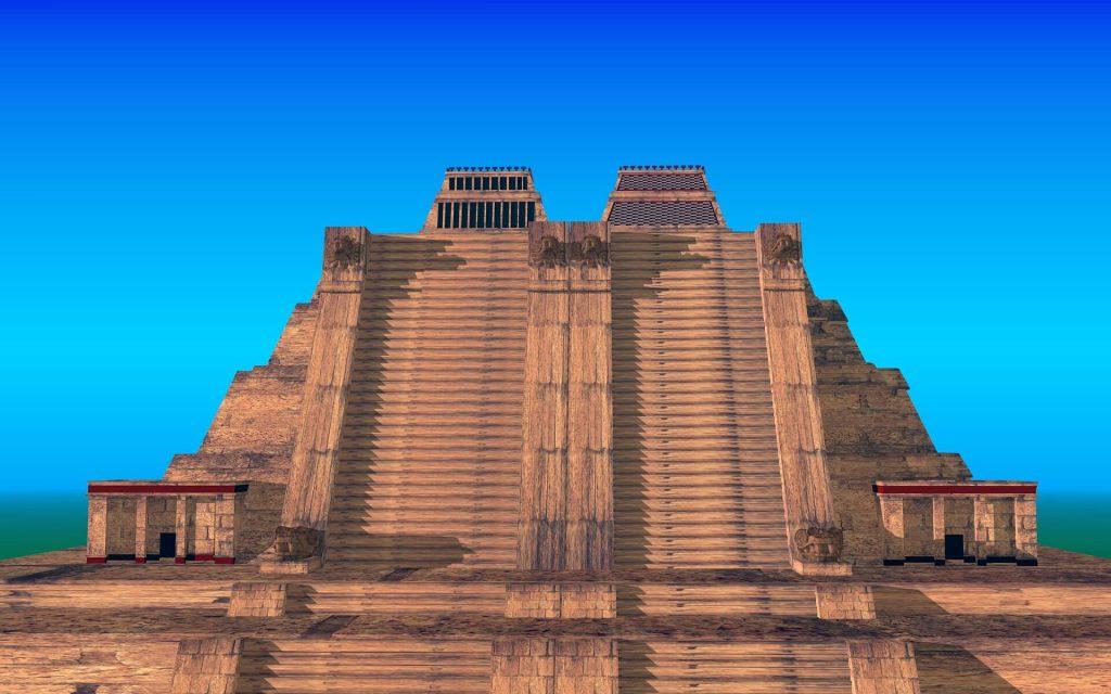 Templo Mayor - Teotihuacan