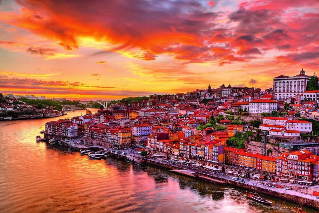 Lisboa entardecer