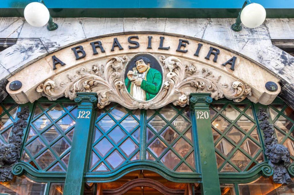 Restaurante A Brasileira - Chiado, Lisboa
