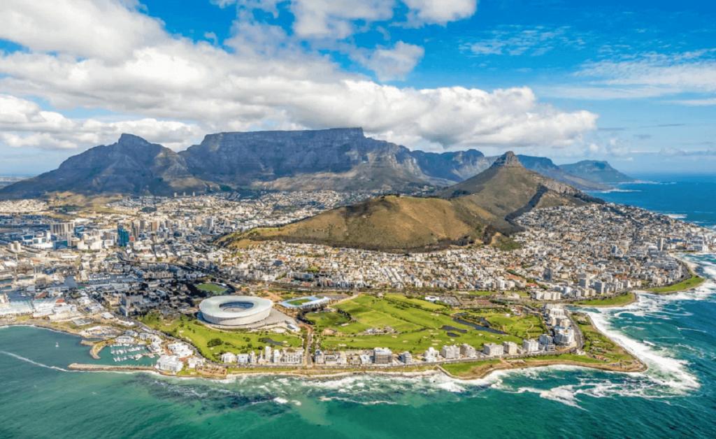Cape towns vista