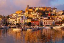 Vista Marina de Ibiza