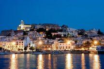 Ibiza à noite