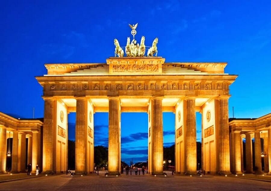 POrtão de Brademburgo- Berlim
