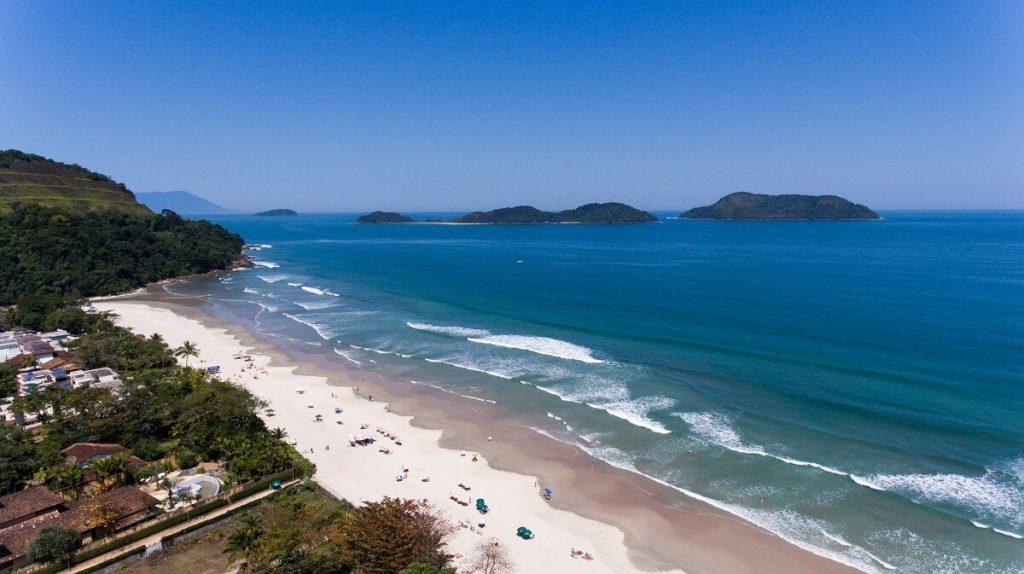 Praia da Baleia - São Sebastião-SP