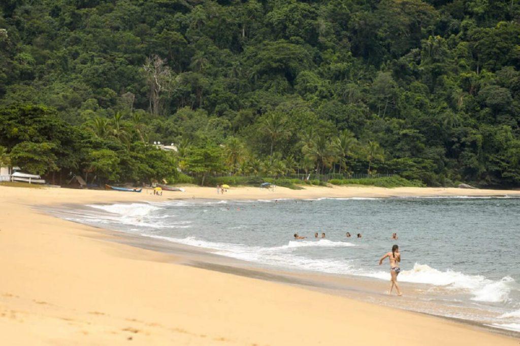 Praia do Toque Pequeno